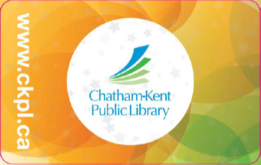 Chatham-Kent Library Card