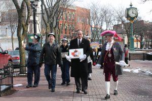 Monopoly Walk - Chatham Mayor