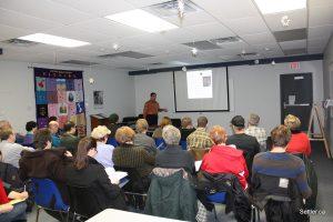 Public Seminar Chatham Library Feb 2010