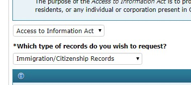 Accessing Immigration Records
