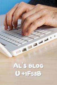 Al's Blog