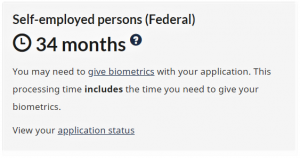 Federal Self-employed