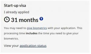 Start-up Visa Immigration