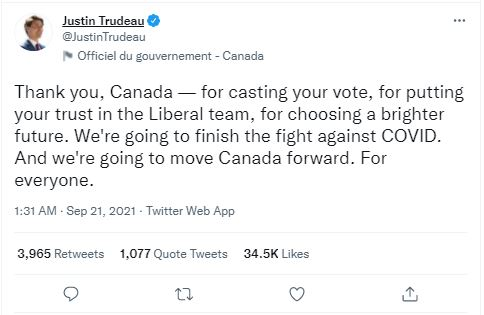 Liberal government